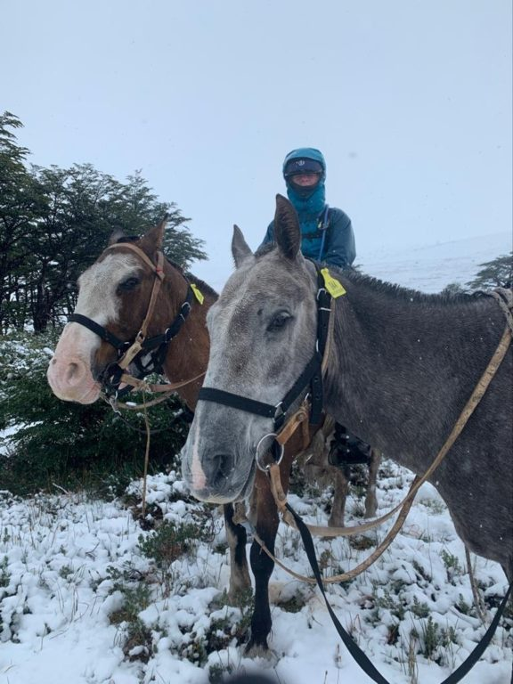 Gaucho snow