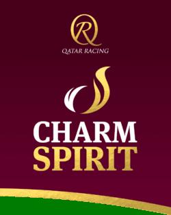 Charm Spirit Hoempage Ribbon