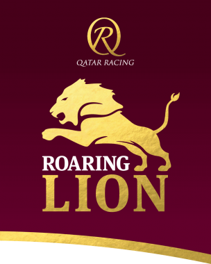 Roaring Lion Ribbon